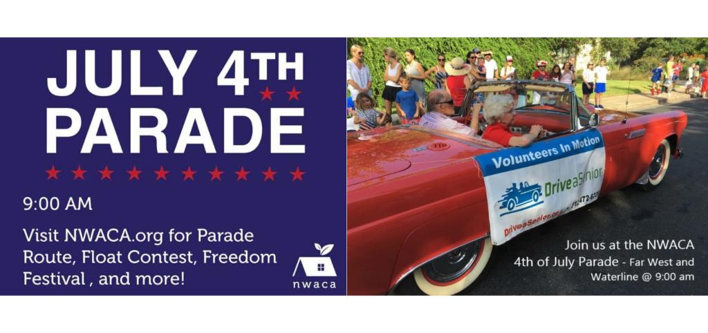 NWACA 4th of July Parade